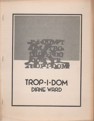 Washington DC: Jawbone, (1977). First Edition. Wraps. Very good. 4to. Side-stapled in wraps. Very go...