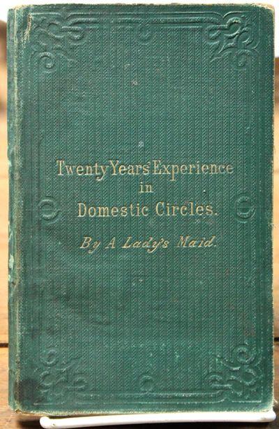 Twenty Years' Experience in Domestic...