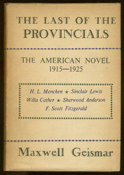 London: Secker & Warburg, 1947. Hardcover. Fine/Very Good. First English edition. Owner stamp on the...