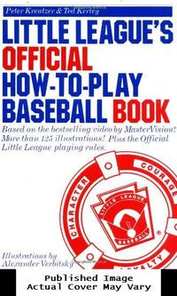 image of Little League's Official How-to-Play Baseball Book