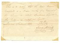 image of Testimonial for Duncan Campbell liquor licence