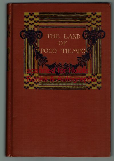 Later printing. Octavo. Original brown pictorial cloth; black coated endpapers. Illustrated with 38 ...