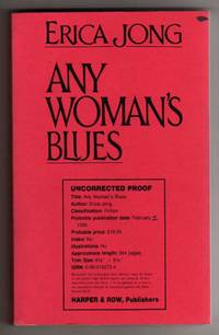 Any Woman's Blues [LIMITED UNCORRECTED PROOF EDITION]