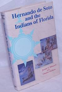 image of Hernando de Soto and the Indians of Florida