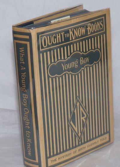 Philadelphia / London: The John C. Winston Co. / Vir Publishing Co, 1936. Hardcover. 191p., small ha...