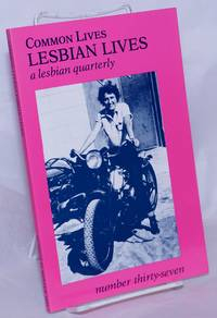 image of Common Lives/Lesbian Lives: a lesbian quarterly; #37, Winter 1991