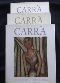 Carra`. Catalogue raisonne`, 3 volumes