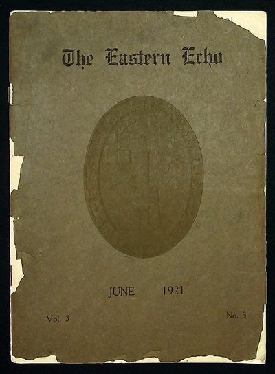 Baltimore: Students of the Eastern High School, 1923. Paperback. Very Good. Paperback. 4to. Includes...