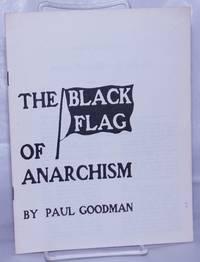 image of The black flag of anarchism