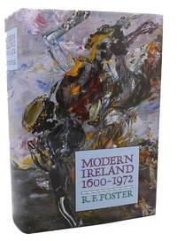 image of MODERN IRELAND :  1600-1972
