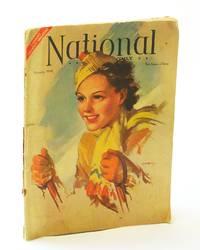 "National Home Monthly [Magazine], February [Feb.] 1936, Volume XXXVII, Number 2: The Sudbury Basin - Where Nickel is King / Japan's Amazing ""War"" on World Trade"
