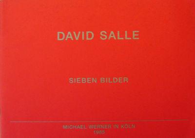 Koln: Michael Werner, 1985. First edition. Paperback. Very Good. Oblong stapled quarto. Unpaginated....