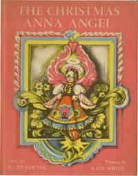 CHRISTMAS ANNA ANGEL