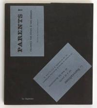 Les Manifestes du surréalisme, suivis de Prolégomènes à un troisième manifeste du surréalisme ou non, Du surréalisme en ses oeuvres vives et d'éphémérides surréalistes