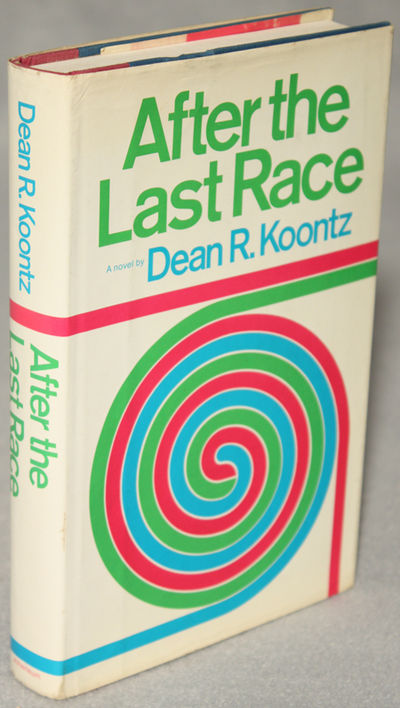 New York: Atheneum, 1974. Octavo, cloth-backed boards. First edition. A crime caper novel. Small din...