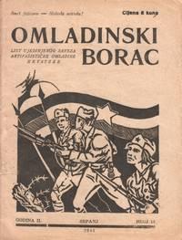 image of Omladinski borac: list ujedinjenog saveza antifašističke omladine Hrvatske [Young fighter: journal of the united alliance of anti-fascist youth of Croatia], vol. II, no. 14