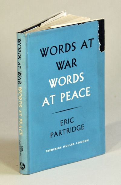 Abaa  Words At War Words At Peace Essays On Language In General  Words At War Words At Peace Essays On Language In General And Particular  Words