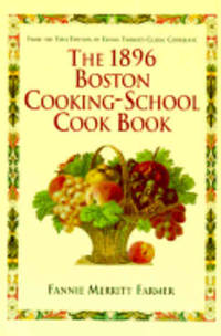 image of The 1896 Boston Cooking-School Cookbook