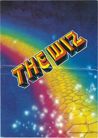 image of The Wiz (Original fold out advertising supplement from the 1978 film)