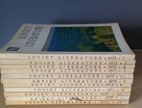 Soviet Literature Monthly 1975 - 11 Issues