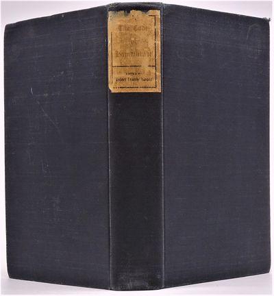 Chicago: London: Luzac & Co: The University of Chicago Press, 1904.