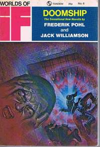 image of Worlds of If: UK No.6 Vol 21 No.10 March-April 1973