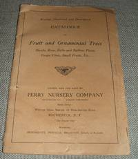 image of Catalogue of Fruit and Ornamental Trees  Revised , Illustrated and Descriptive