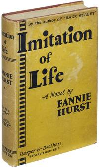 Imitation of Life by  Fannie HURST - First Edition - 1933 - from Between the Covers- Rare Books, Inc. ABAA (SKU: 395069)