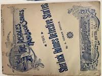 The SHERLOCK HOLMES DETECTIVE STORIES.  The People's Handbook Series.  No. 48