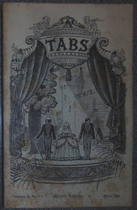 TABS Vol 22 No 1 - Fifty Years in Stage Lighting - A History of Strand Electric