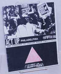 image of ACT UP Philadelphia newsletter: #2, Fall 2004: Silence = Death
