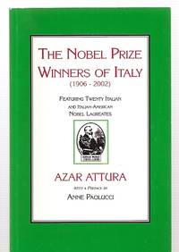 The Nobel Prize Winners Of Italy By Attura Azar
