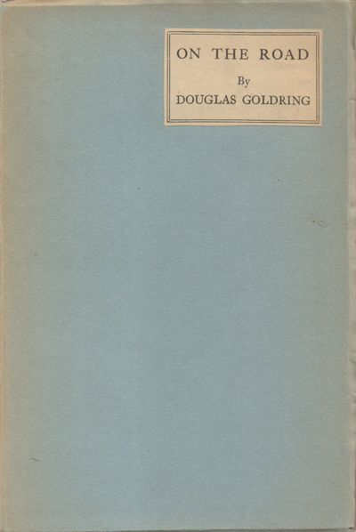 London: Selwyn and Blount. Good. 1916. Softcover. Light blue wrappers with title pastedown on front....
