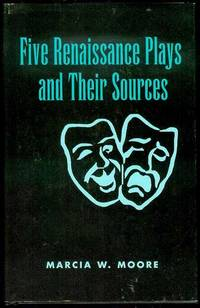 image of Five Renaissance Plays and Their Sources