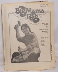 image of Big Mama Rag, Vol. 5 No. 2, March 1977: Special Issue for International Women's Day