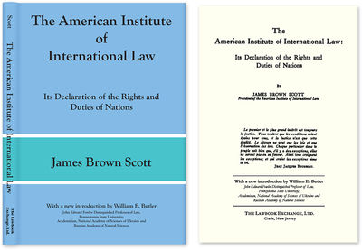 2010. ISBN-13: 9781616190316; ISBN-10: 1616190310. With a New Introduction by William E. Butler Scot...