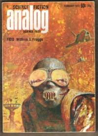 ANALOG SCIENCE FICTION / SCIENCE FACT February 1972