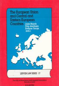 image of The European Union & Central & Eastern European Countries Fortis Bank  Chair Lectures 2000-2001