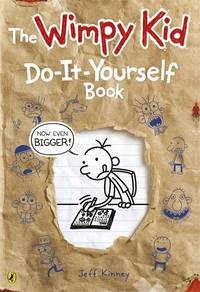 Diary of a Wimpy Kid: Do-It-Yourself Book *NEW large format* by Kinney, Jeff