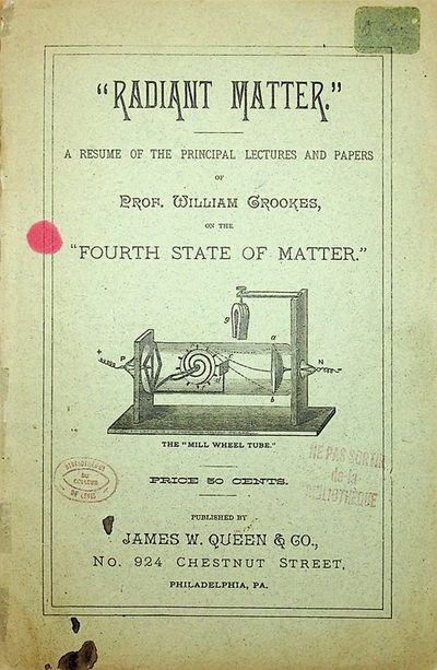 Philadelphia, PA: James W. Queen & Co, 1881. First Edition. Wraps. Very Good. First Edition. 45, pag...