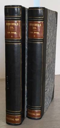 The Poetical Works of Samuel Butler 2 Volumes