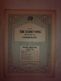 The Lark's Song, Op. 39 No. 22