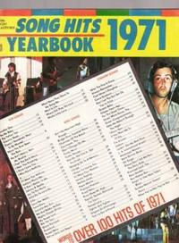 Song Hits Yearbook 1971  -- featuring Paul McCartney (of the Beatles) on Cover .... Grand Funk Railroad, Jerry Butler, Rufus Thomas, Charley Pride, Freddy Weller, The Partridge Family
