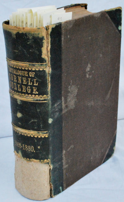 Various: Cornell College, Various. First Editions. Hardcover. Good. FIRST EDITIONS. Twenty Volumes b...