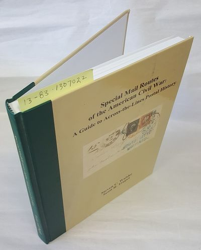 Confederate Stamp Alliance, Inc, 2008. First Edition. Hardcover. Quarto; VG/Hardcover; Green spine w...