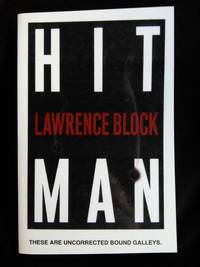 Hit Man SIGNED Advanced Reader's Copy