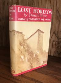 LOST HORIZON (First Photoplay Edition, Presentation Card Attached)