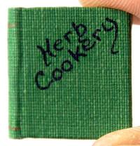 Herb Cookery by Bernier, Jane - 1975