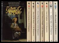 image of ANNE OF GREEN GABLES SERIES: Anne of Green Gables; Anne of Avonlea; Anne of the Island; Anne of Windy Poplars; Anne's House of Dreams; Anne of Ingleside; Rainbow Valley; Rilla of Ingleside