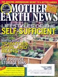 Mother Earth News Magazine August/September 2014